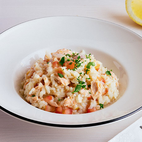 Seafood Risotto from Pizza Express Cyprus
