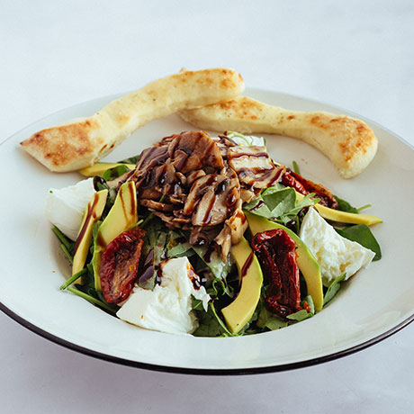 Gluten-free Bosco Salad from Pizza Express Cyprus
