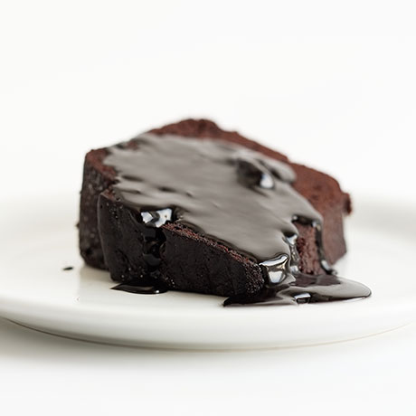 Chocolate Fudge Cake from Pizza Express Cyprus