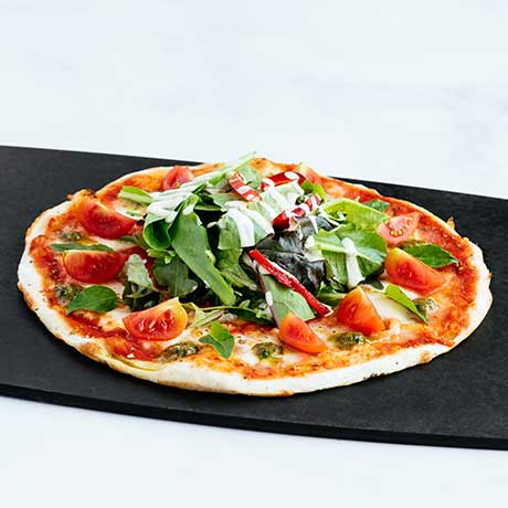Padana romana pizza at Pizza Express Cyprus