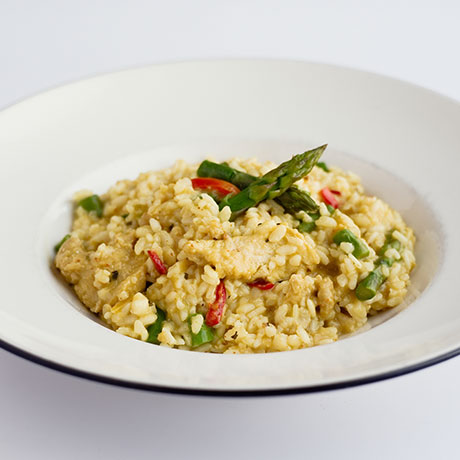 RIsotto Pollo from Pizza Express Cyprus