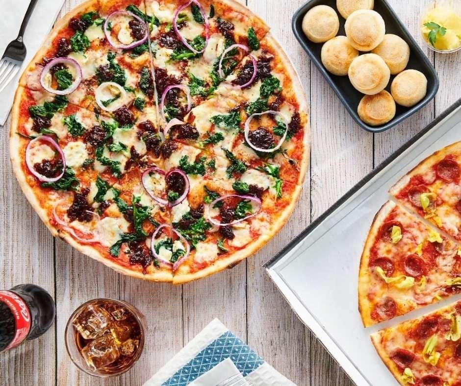 Pizza Express takeaway