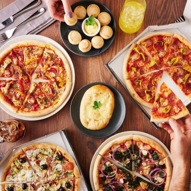 Home Sweet Slice. 🍕 Get all your favourites delivered to your door, via Bolt Food in Limassol and Foody & Wolt in Paphos. #PizzaExpressCyprus #Delivery