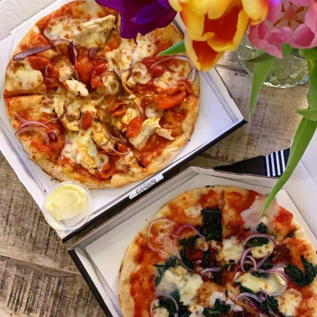 Sunshine in a box ☀️ Paphos, get 2 classics for just €15 today and every Thursday! Dine-in, takeaway & delivery!  #PizzaExpressCyprus