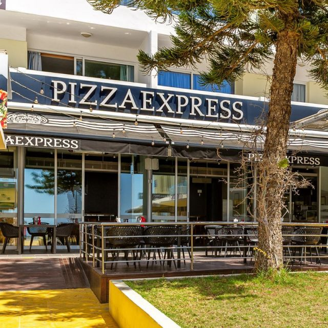 Paphos! Sun-kissed and with a sea view.  Who's joining us today?? 🙋 🙋   #PizzaExpressCyprus